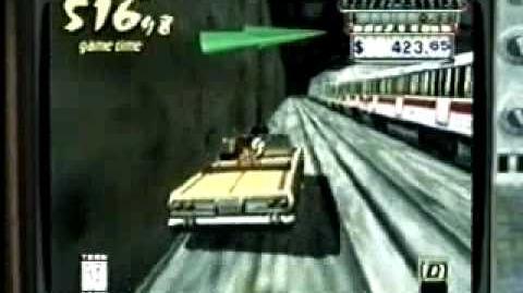 Crazy Test - Dreamcast Video Game TV Commercial - Sega Dreamcast