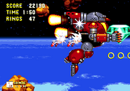 Doomsday Sonic 3 and Knuckles