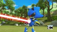 Metal Sonic - Rasho Láser