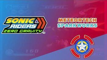 MeteorTech Sparkworks - Sonic Riders Zero Gravity