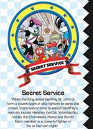 SecretServiceProfile