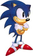 Sonic 3 Sonic art 4