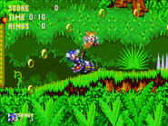 Sonic Gets Hit Sonic 3