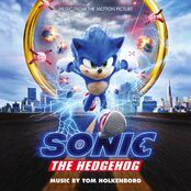 Sonic movie OST CD case front
