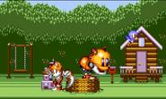 Tails Adventure ending 8