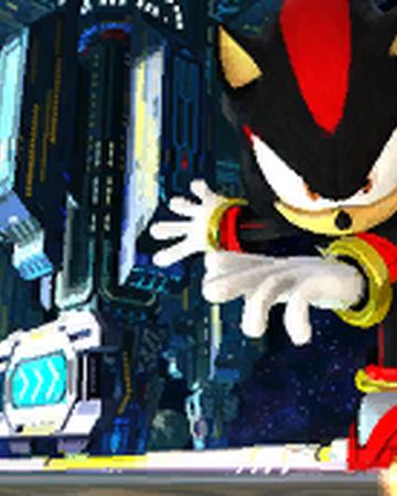 Shadow The Hedgehog Sonic Generations Sonic News Network Fandom