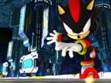 Shadow the Hedgehog (Sonic Generations)