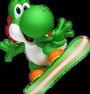 Winter Olympics Yoshi 3