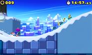 Frozen Factory Zone 2 3DS 1