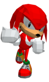 Knuckles Fighters art