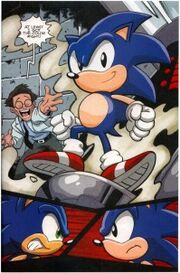Old Sonic X