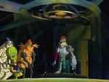 Roboticization (Sonic Underground)