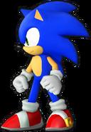 Runners Sonic sprite 1