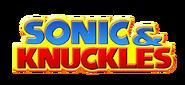 SonicKnucklesLogo