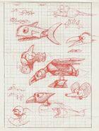 Sonic 2 Badnik koncept 39