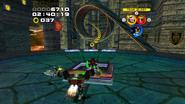 Sonic Heroes Hang Castle Team Dark 16