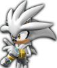 Sonic Rivals 2 - Silver the Hedgehog 2
