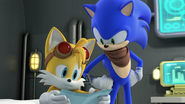 Tails reading map