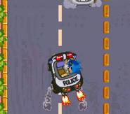 Waku Waku Sonic Patrol Car 05