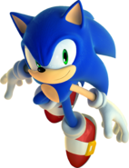 Colors Sonic art 3