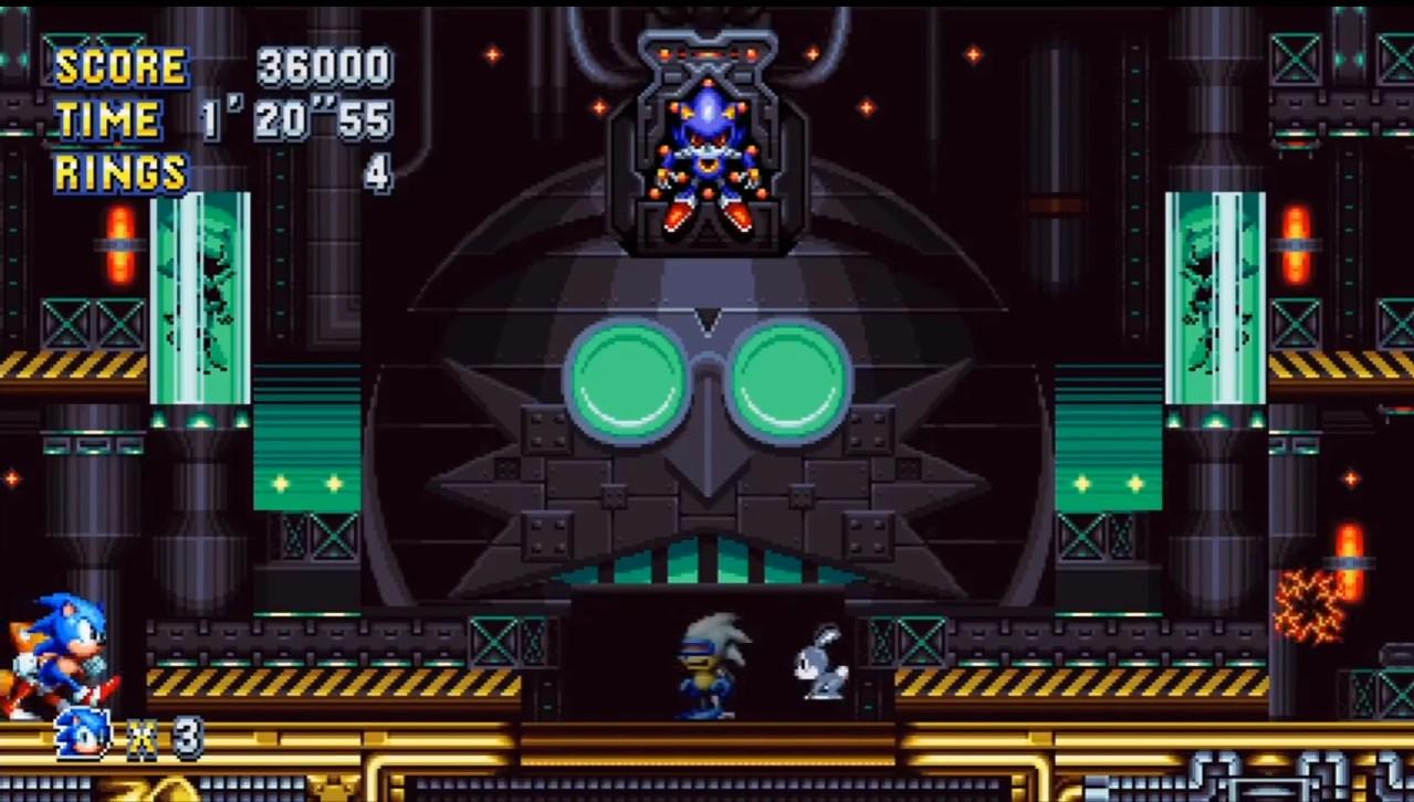 Metal Sonic (Sonic Mania) | Sonic News Network | FANDOM