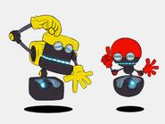 Orbot i Cubot koncept
