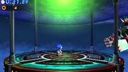 Sonic Generations 3DS - Big Arm