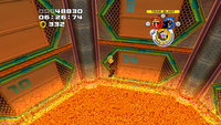 Sonic Heroes Energy Storage Tank Wrong Level Number