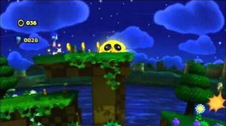 Sonic Lost World - Windy Hill Zone 2