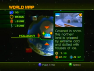 Sonic Unleashed World Map 3