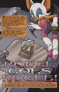 Sonic X issue 18 page 1
