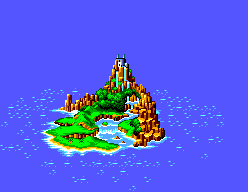 File:South Island in ending of Sonic the Hedgehog.png