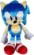 Tomy Sonic 25th Anniversary plush Sonic