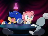 Amy i Sonic u wróżki ep 69