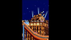 DesMuMe Sonic Rush Night Carnival Act 1 - Sonic, 1080p 60FPS