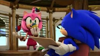 E3 TRAILER - Sonic Boom The TV Series