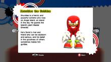 Knuckles Generations profile