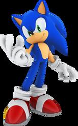 Modern Style Sonic 3