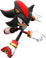 Rivals Shadow the Hedgehog