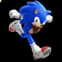 SB Sonic Run Model
