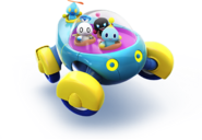 SonicRacing Chao