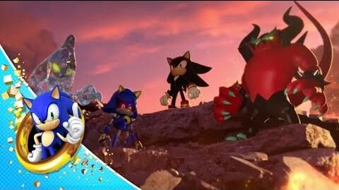 Sonic Forces - E3 Trailer