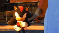 Sonic Forces - Shadow Replica