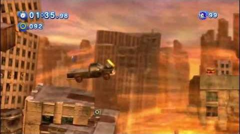 "Sonic Generations Crisis City (Classic) 2'07""90 1080 HD"