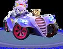 Sonic Racing Blaze