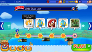 Sonic Runners screen 6