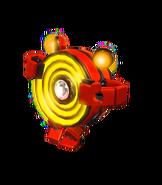 Sonic Unleashed Artwork - Enemy 5