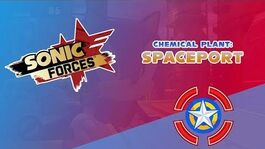 Spaceport - Sonic Forces