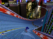 Speed Highway DC Sonic 05
