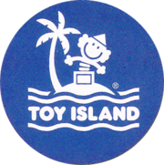 Toy Island logo